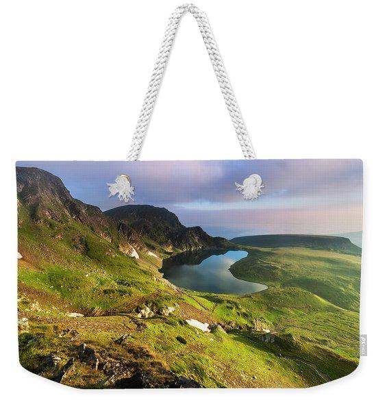 Kidney Lake Weekender Tote Bag