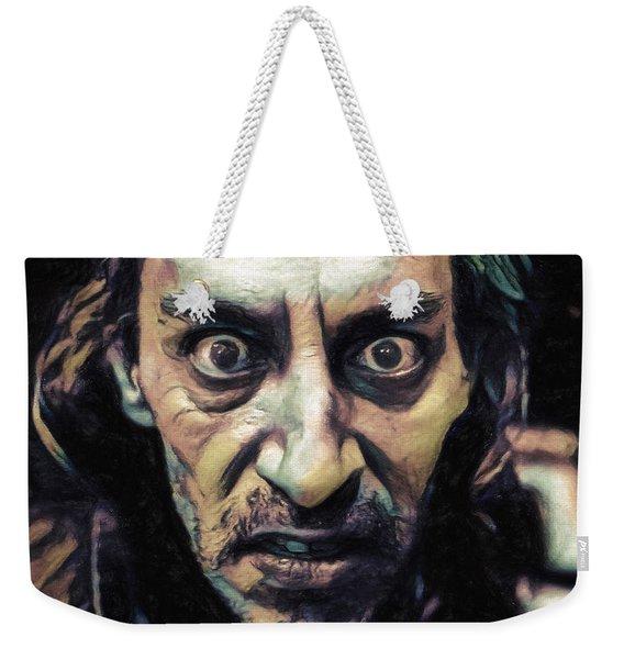Killer Bob Weekender Tote Bag