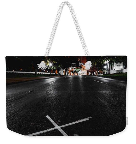 Killshot Weekender Tote Bag