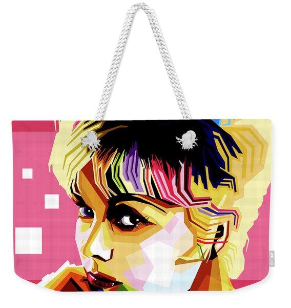 Kim Novak Weekender Tote Bag