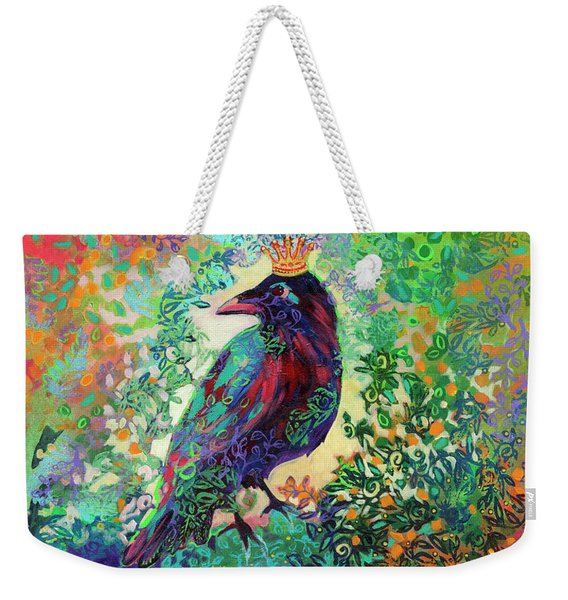 King For A Day Weekender Tote Bag