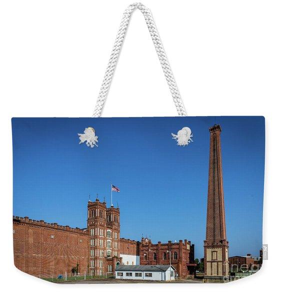 King Mill - Augusta Ga 2 Weekender Tote Bag