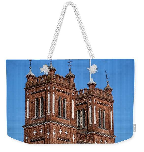 King Mill - Augusta Ga 3 Weekender Tote Bag