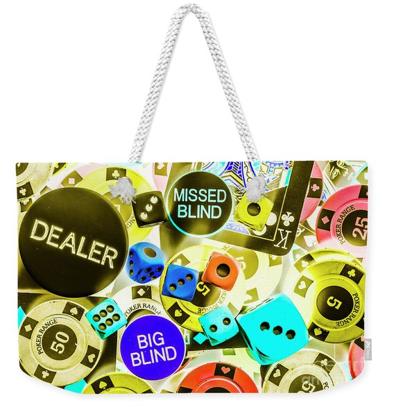 Kings Of Gaming Weekender Tote Bag