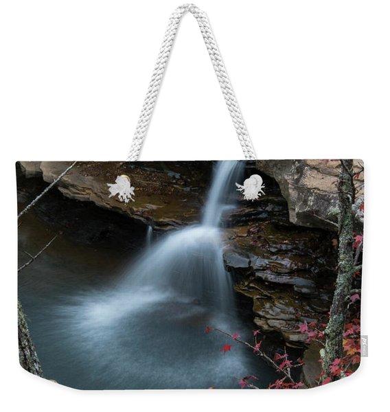 Kings River Falls Weekender Tote Bag