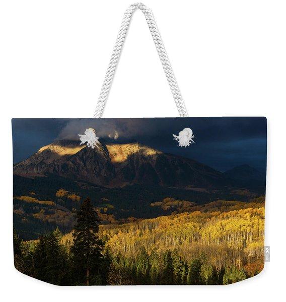 Kiss Of Sunlight Weekender Tote Bag