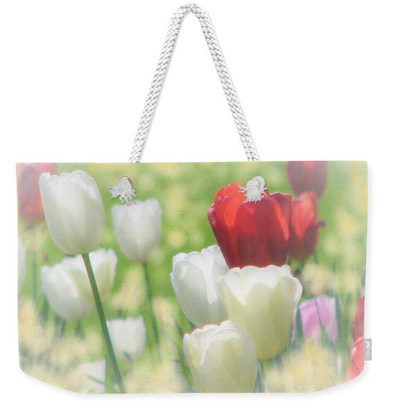 Kissed By The Sun Weekender Tote Bag