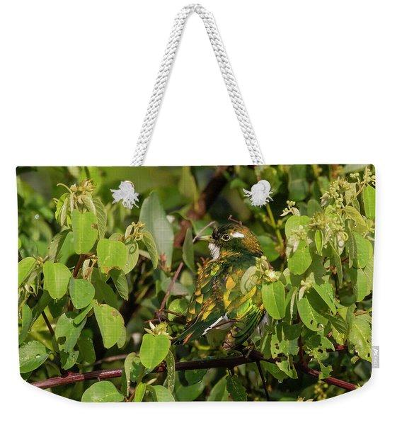 Klaas's Cuckoo Weekender Tote Bag