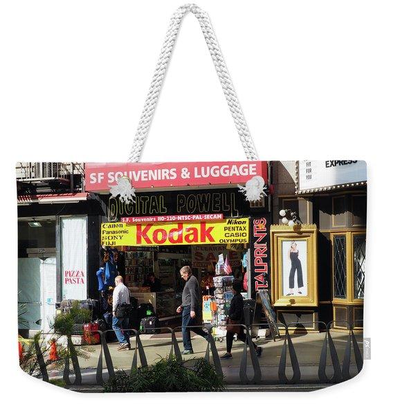 Kodak Store Weekender Tote Bag