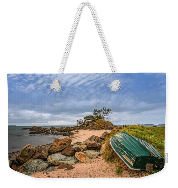 Kuaotunu - New Zealand Weekender Tote Bag