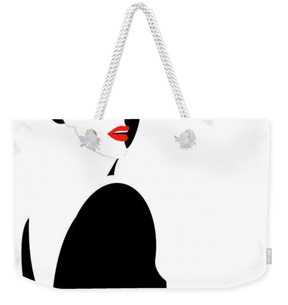 La Belle Dame 2 Weekender Tote Bag