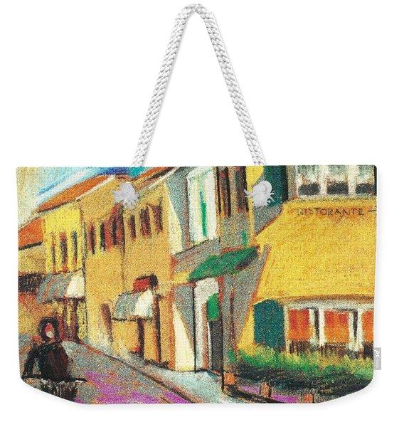 La Bichicletta Weekender Tote Bag
