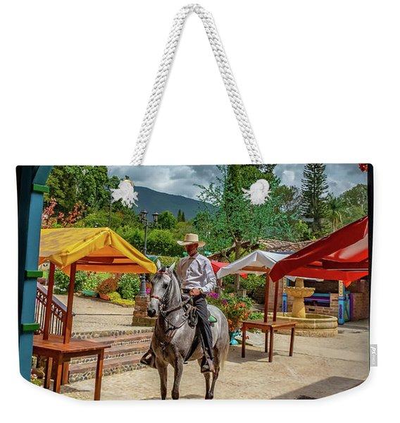 La Mayoria Weekender Tote Bag