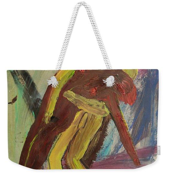 La Petit Mort Weekender Tote Bag