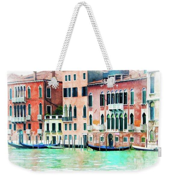 La Serenissima Weekender Tote Bag