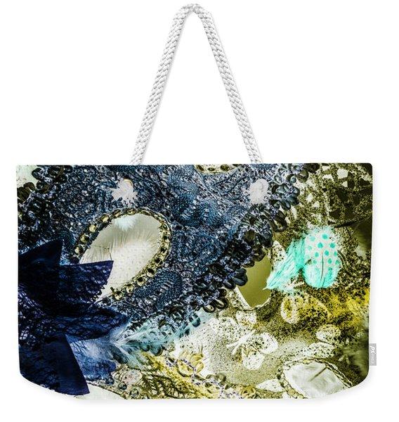 Lacy Luxury  Weekender Tote Bag