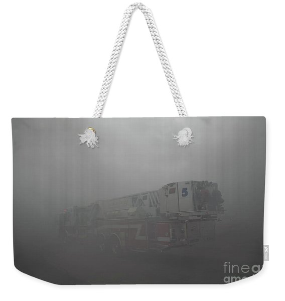 Ladder 5 At A Worker Weekender Tote Bag
