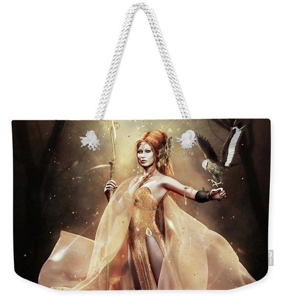 Ladyhawke Weekender Tote Bag