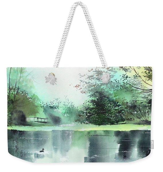 Lake 1 Weekender Tote Bag