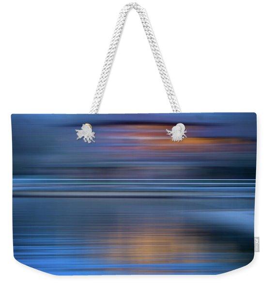 Lake House Weekender Tote Bag
