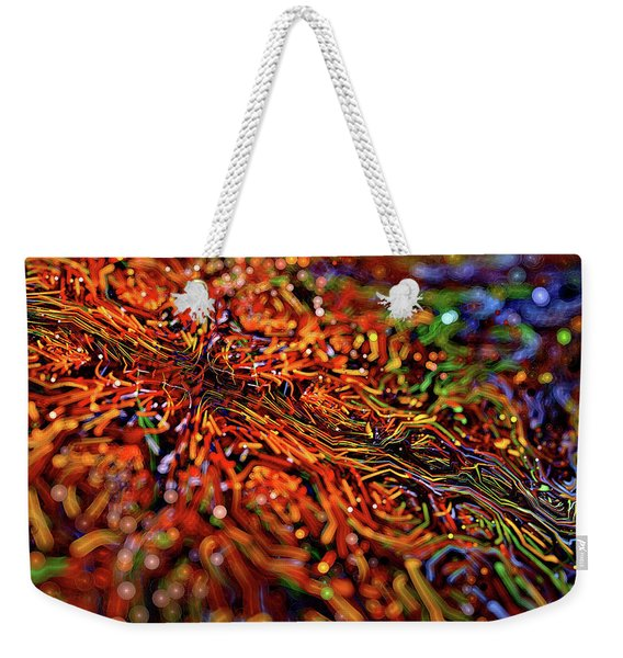 Lamentations Weekender Tote Bag