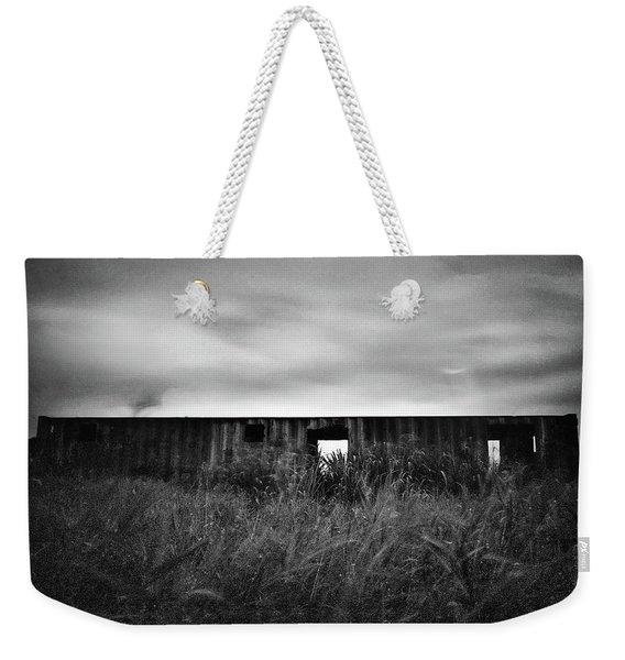 Land Of Decay Weekender Tote Bag