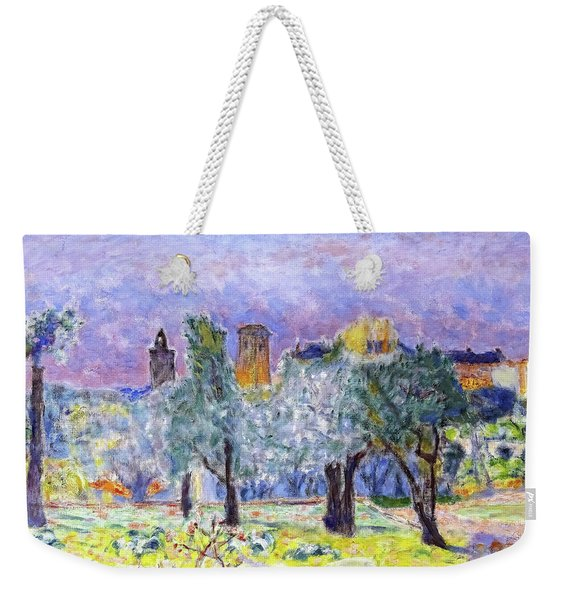 Landscape Of The Midi - Digital Remastered Edition Weekender Tote Bag