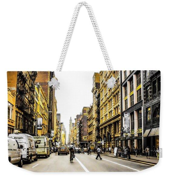 Lane Only  Weekender Tote Bag
