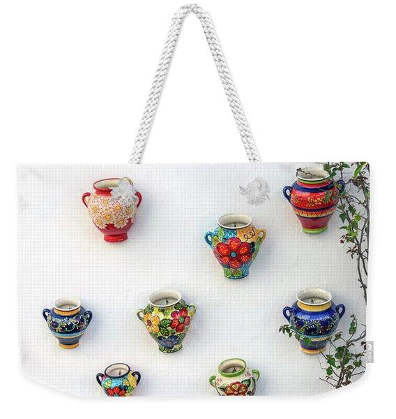 Language Of The Art Weekender Tote Bag