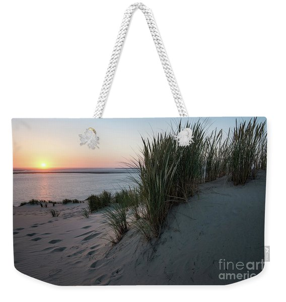 Last Sunlight For Today Weekender Tote Bag