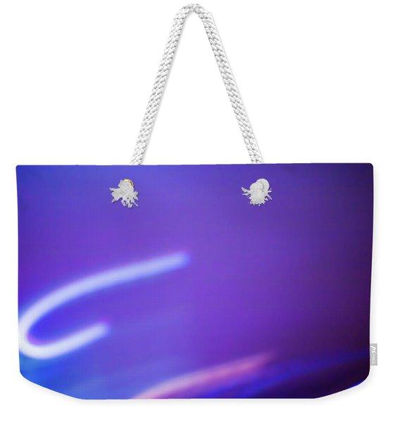 Lasting Moment II Weekender Tote Bag