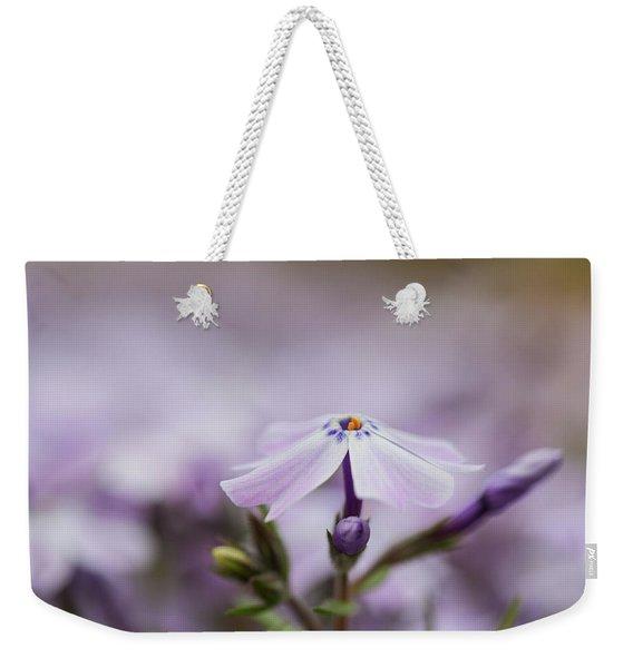 Lavender Reverie Weekender Tote Bag
