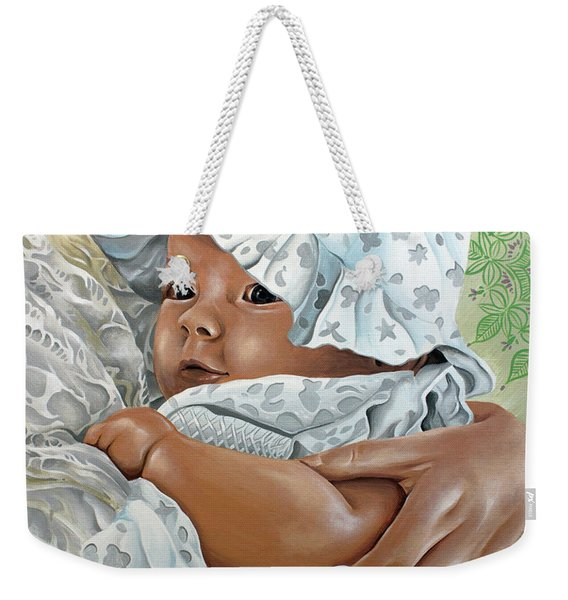 Layla Weekender Tote Bag