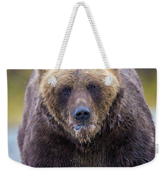 Lazy C  Weekender Tote Bag