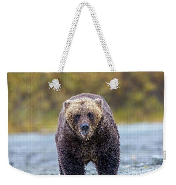 Lazy C T Weekender Tote Bag