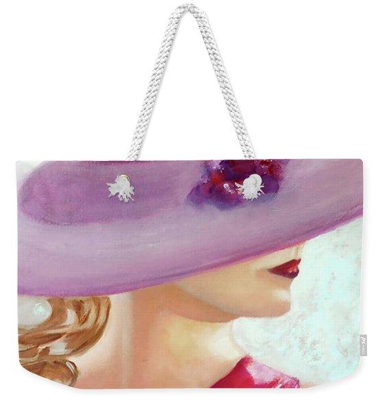 Le Model Weekender Tote Bag