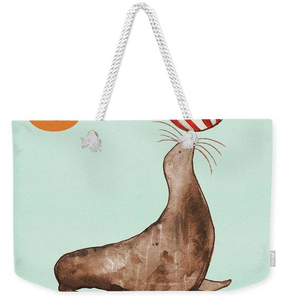 Learning Series II Weekender Tote Bag