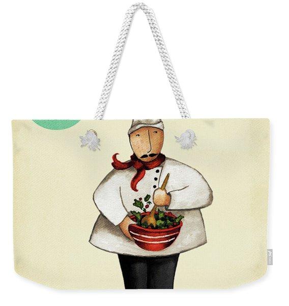 Learning Series Iv Weekender Tote Bag