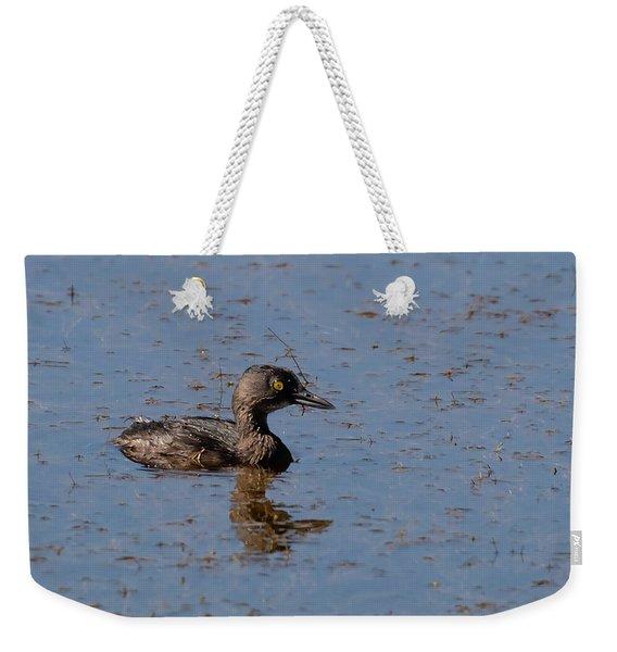 Least Grebe Weekender Tote Bag