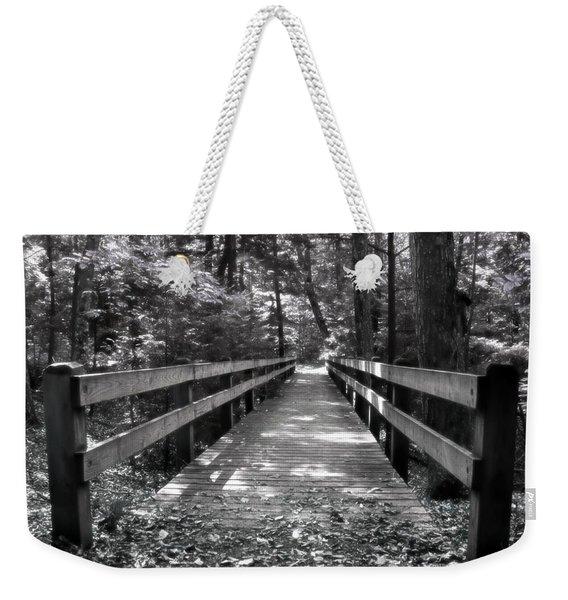 Leelanau Trail Weekender Tote Bag