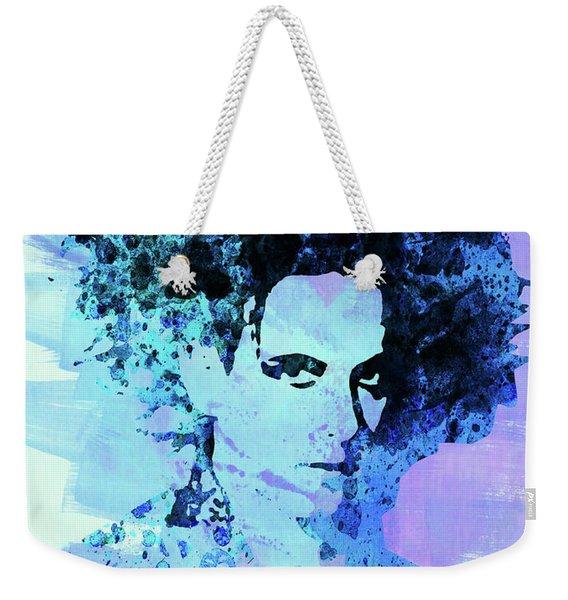 Legendary Cure Watercolor Weekender Tote Bag