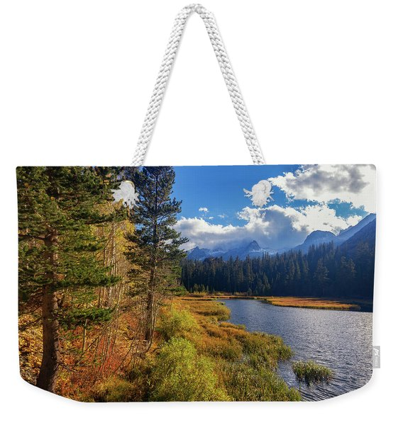 Legends Of The Fall Weekender Tote Bag