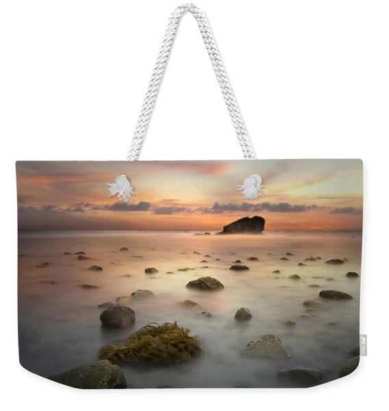 Malibu Sunset Weekender Tote Bag