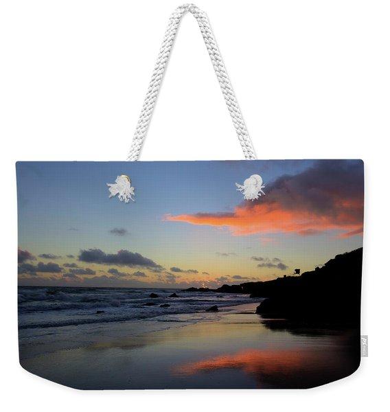Leo Carrillo Sunset II Weekender Tote Bag