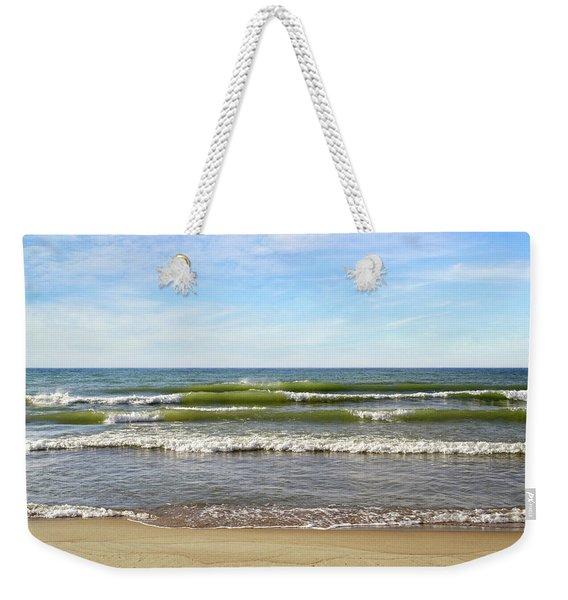 Let Me Feel You In The Wind Weekender Tote Bag