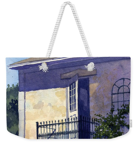 Letting The Morning In Weekender Tote Bag