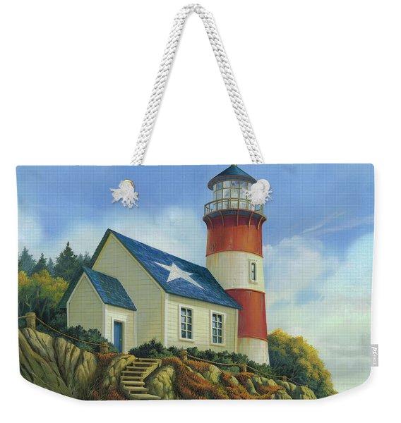 Liberty's Light Weekender Tote Bag
