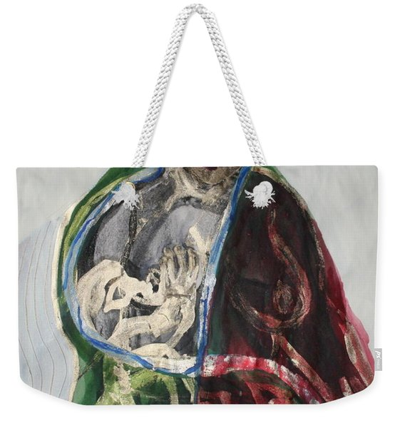 Life Gives And Life Takes Weekender Tote Bag