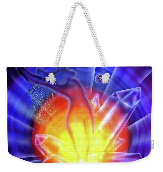 Life's Dream 2 Weekender Tote Bag