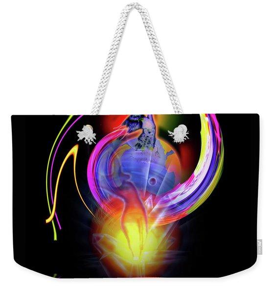 Life's Dream 3 Weekender Tote Bag